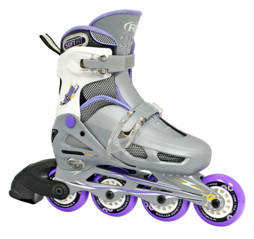 Cheapest Prices! Roller Derby Girls Cobra Adjustable Inline Skate