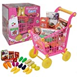21 Piece Shopping Cart With Accessories