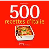 500 recettes d'Italie