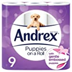 Andrex Puppies On A Roll Toilet Tissu...