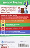 Sofia the First: Welcome to Royal Prep (World of Reading Disney - Level 1)