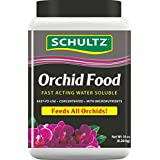 Schultz Water Soluble Orchid Food 20-20-15, 10 oz (Tamaño: 10 oz)