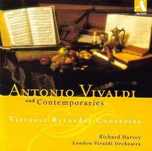 Virtuoso Recorder Concertos