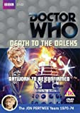 Doctor Who - Death to the Daleks [DVD]