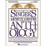 Hal Leonard Singer's Musical Theatre Anthology Teen's Edition Soprano Book/2CD