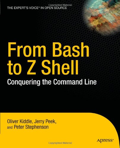 From Bash to Z Shell: Conquering the Command Line