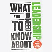 What You Need to Know About: Leadership | Jeff Grout, Liz Fisher