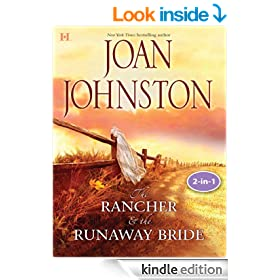 Texas Brides: The Rancher and the Runaway Bride & The Bluest Eyes in Texas (Mills & Boon M&B) (Hawk's Way - Book 1): The Rancher & The Runaway Bride / The Bluest Eyes In Texas