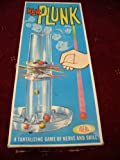 KERPLUNK by ideal. VINTAGE ORIGINAL 1967 GAME. ker plunk