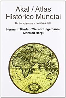 Atlas historico mundial/ World Historic Atlas (Spanish