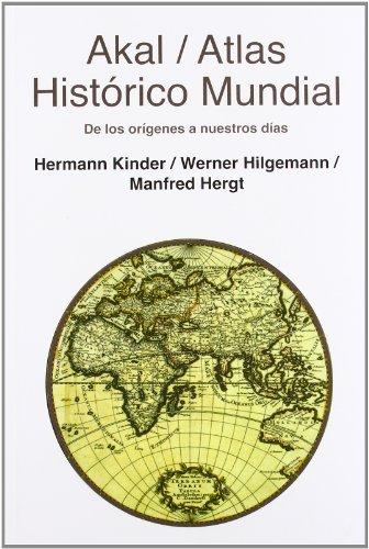 ATLAS HISTORICO MUNDIAL descarga pdf epub mobi fb2