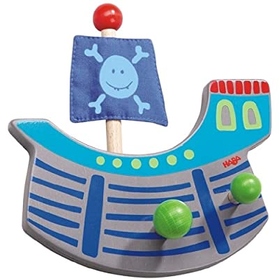 Haba 3075 Single Coat Hook Boat Design