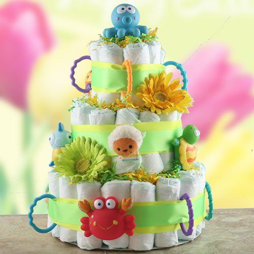 Play Time Diaper Cakes