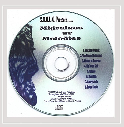 S.O.U.L.-O. - Migraines Uv Melodies 1