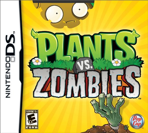 Plants Vs. Zombies - Nintendo Ds front-243613