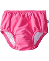 Infant / Toddler Girls Hot Pink Ultimate Snap Swim Diaper by Iplay