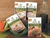 Simply Organic Dip Mix Assortment / Gluten-free - 4 Packs