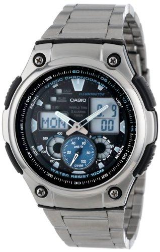 Casio Men's AQ190WD-1A Multi-Task Gear Sports Watch