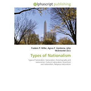 Nationalism Types Of Nationalism | RM.