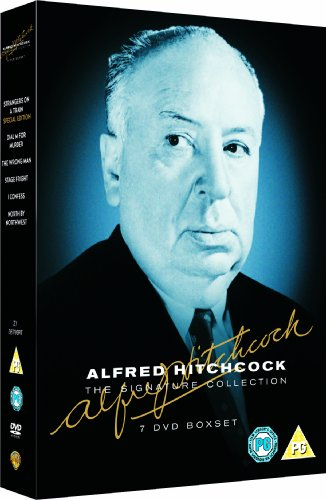 Hitchcock Collection (Dial M For Murder, I Confess, Stage Fright, The Wrong Man, Strangers On A Train , North By Northwest) [DVD]