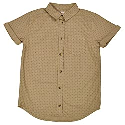 NOQNOQ Ribbed Collar Shirt Boys NN Style 03 BOY