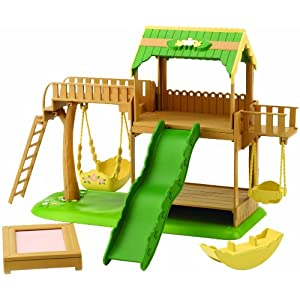Sylvanian Families Garden Playground Uk Best Toys