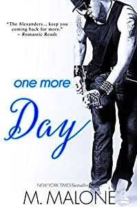 One More Day by M. Malone ebook deal