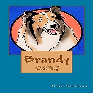 Brandy: My Amazing Wonder Dog Hörbuch von Peter Harrison Gesprochen von: Ryan Bergman