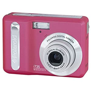 d03a9484f5 Polaroid i735 7 MP Digital Camera with 3x Optical Zoom and 2.5-inch LCD