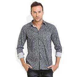 HW Mens Smart Casual Shirts