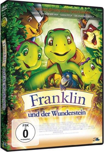FRANKLIN UND DER WUNDERSTEIN [IMPORT ALLEMAND] (IMPORT) (DVD)