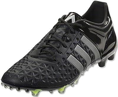adidas ACE 15.1 FG/AG Soccer Cleats (Black)