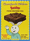 Cherrybrook Kitchen Fudge Brownie Mix with Chocolate Chips, Peanut Free!, 16-Ounce Boxes (Pack of 6)