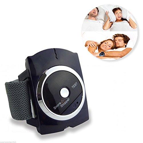 New Bio Feedback Infrared Anti Snore Stop Snoring Watch Sleeping Aid Biosensor Sleep
