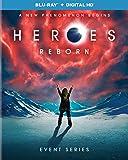 Heroes Reborn: Event Series [Reino Unido] [Blu-ray]