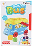 #2: intelligence building block bus Multi Color