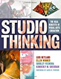 img - for Studio Thinking: The Real Benefits of Visual Arts Education book / textbook / text book