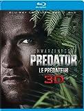 Predator - Le Prédateur [Blu-ray 3D + Blu-ray + DVD] (Bilingual)
