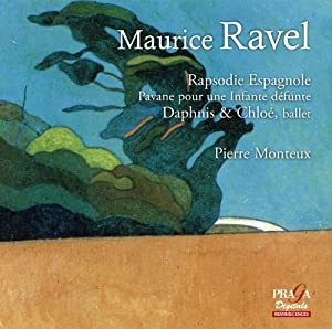 Ravel: Orchestral Works by Praga Digitals