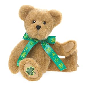 Boyds Bears St Patrick's Day - Finn Flannigan Plush Bear - 10""