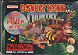 Donkey Kong Country Super Nintendo (SNES) PAL