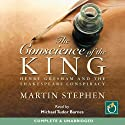 The Conscience of the King (       UNABRIDGED) by Martin Stephen Narrated by Michael Tudor Barnes
