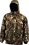 Scent Blocker Outfitter Jacket, Real Tree Xtra, Large