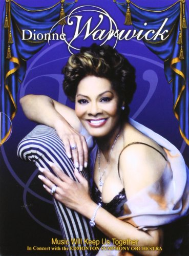 Dionne Warwick featuring The Edmonton Symphony Orchestra - Love Will Keep Us Together (Deluxe Digipak) [DVD]