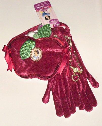 Disney Princess Snow White Purse & Gloves Set (Snow White Handbag)