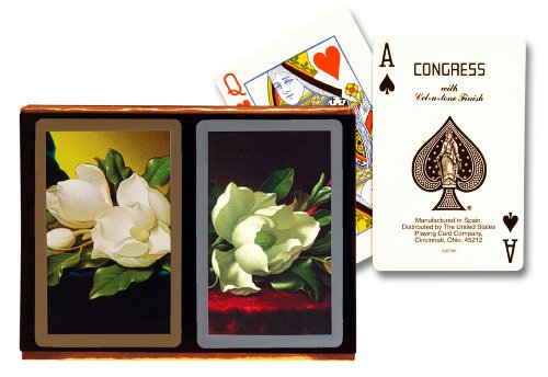 Congress Southern Charm Standard Index Playing Cards - 1