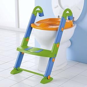rotho kidskit toilet trainer 3 in 1 bunt baby. Black Bedroom Furniture Sets. Home Design Ideas