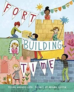 Book Cover: Fort-Building Time