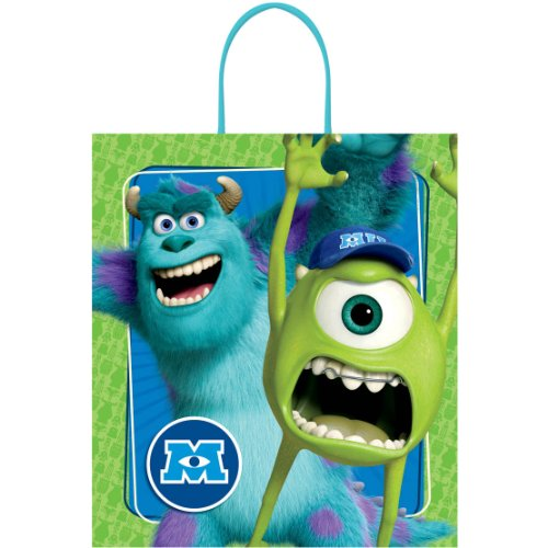 Monsters University Trick or Treat Bag - 16inch - 1