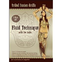 Fluid Technique with Zoe Jakes - 2 disc set